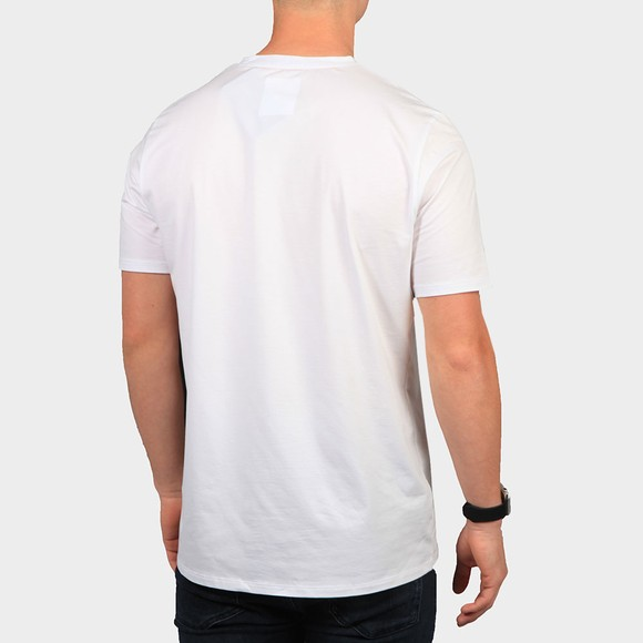 Castore Mens White McLaren Lifestyle T-Shirt main image