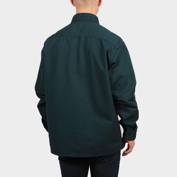 Carhartt WIP Mens Green Reno Shirt main image