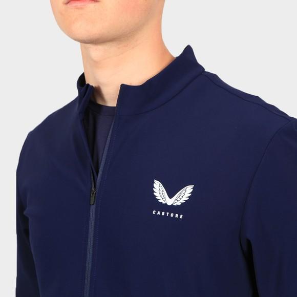 Castore Mens Blue McLaren Lightweight Jacket main image
