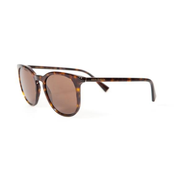 Dolce & Gabbana Mens Brown DG4372 Sunglasses