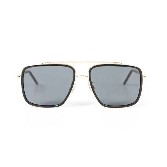 Dolce & Gabbana Mens Black DG2220 Sunglasses