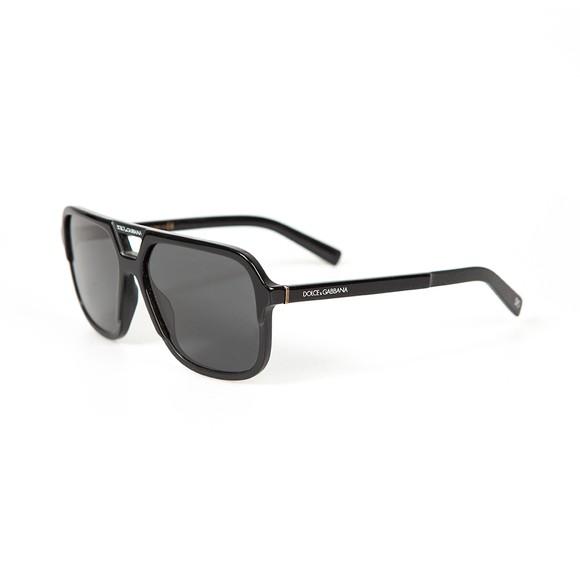 Dolce & Gabbana Mens Black DG4354 Sunglasses
