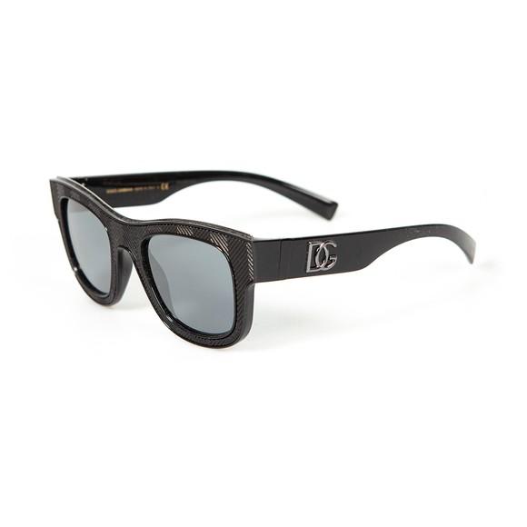 Dolce & Gabbana Mens Black DG6140 Sunglasses