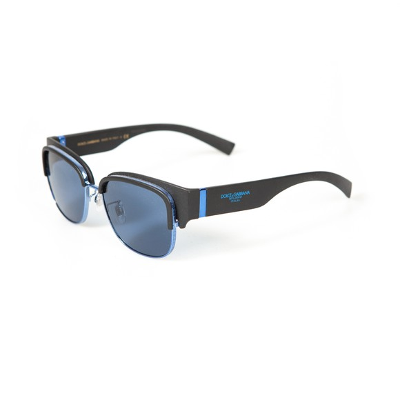 Dolce & Gabbana Mens Black DG6137 Sunglasses