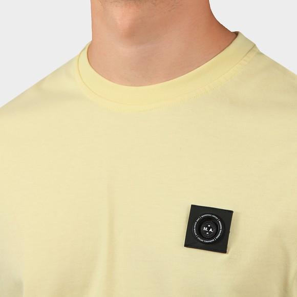 Marshall Artist Mens Yellow Siren T-Shirt main image