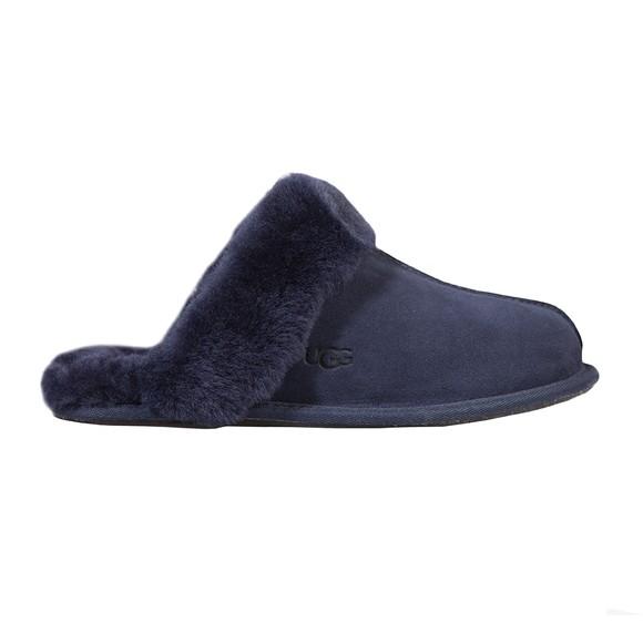 Ugg Womens Blue Scuffette II Slipper