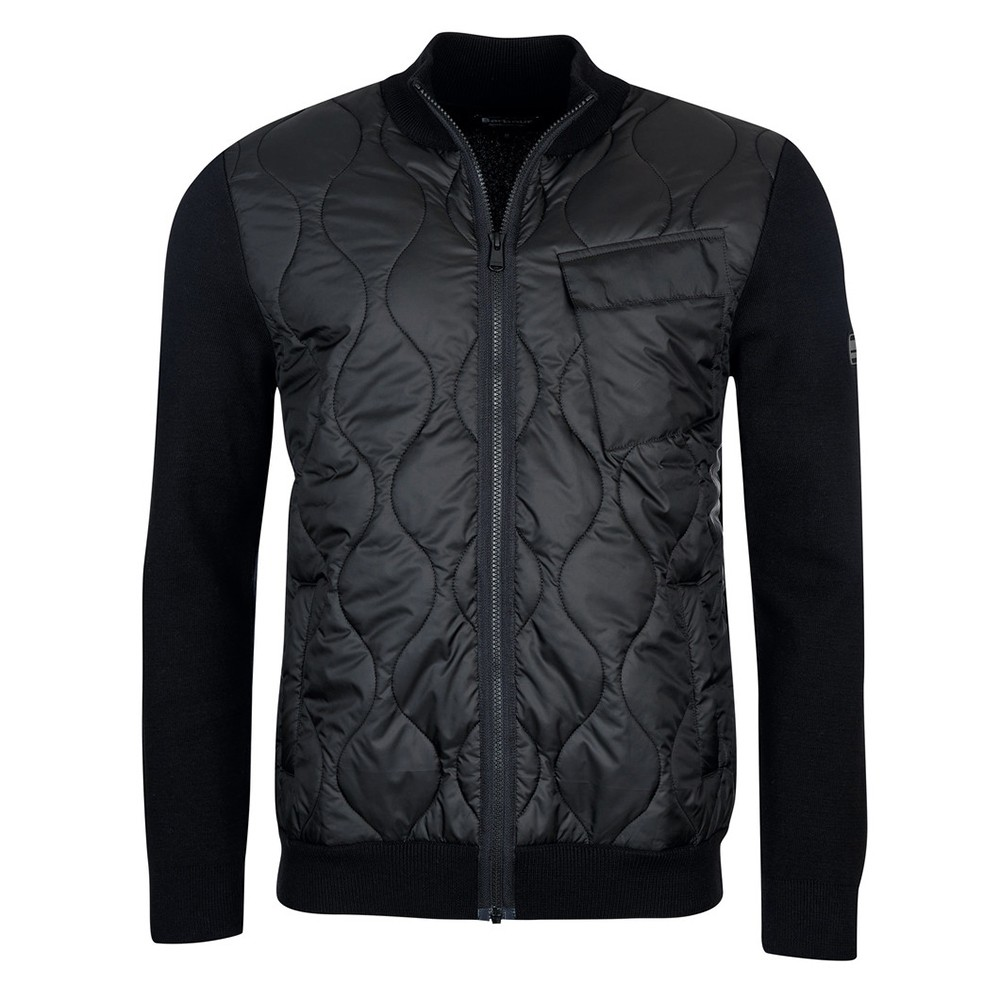 Slipstrean Quilted Zip Jacket main image