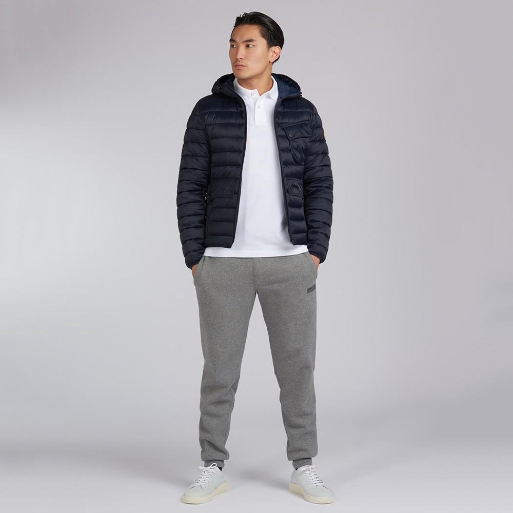Ouston Hooded Quilt Jacket main image