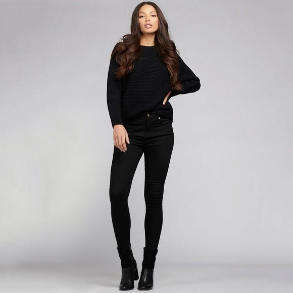 Barbour Lifestyle Womens Black Galvez Jumper main image