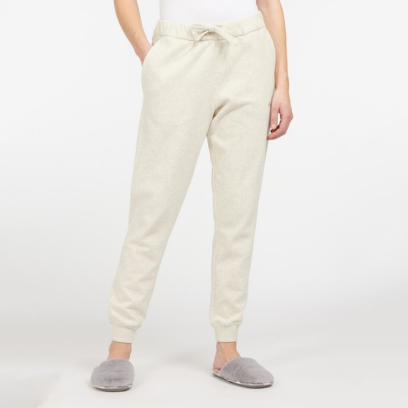 Barbour Lifestyle Womens Grey Rosie Lounge Jogger