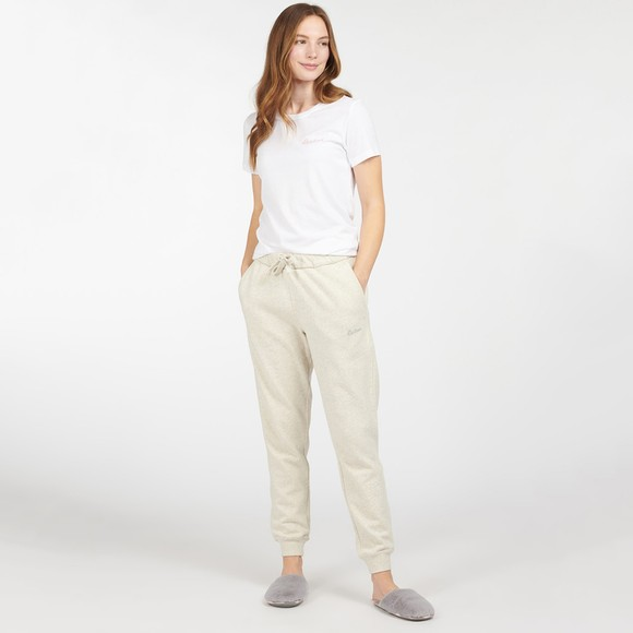 Barbour Lifestyle Womens Grey Rosie Lounge Jogger main image