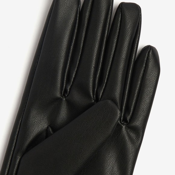 Barbour International Womens Black Spada Gloves