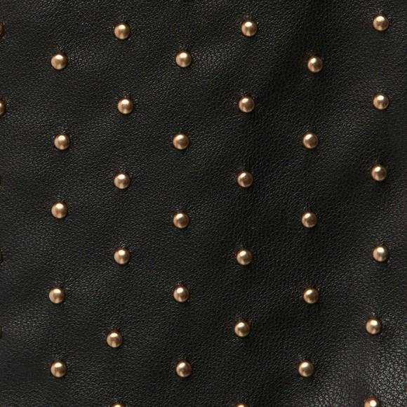 Barbour International Womens Black Spada Gloves main image