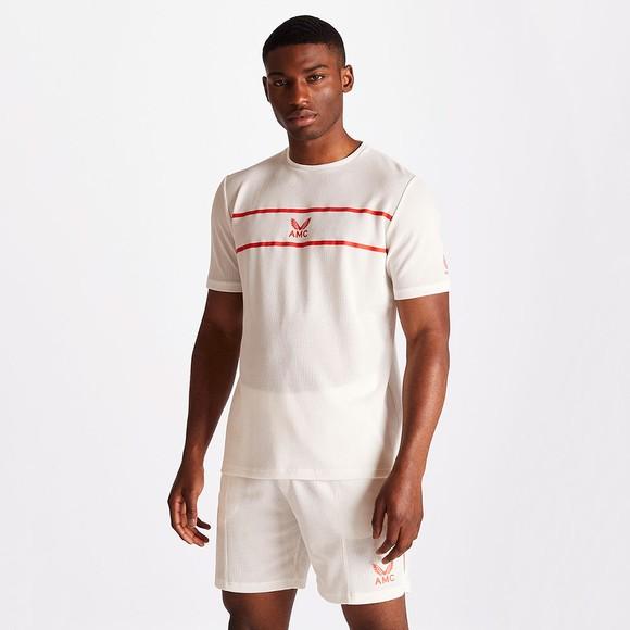 Castore Mens White AMC Playing T Shirt main image