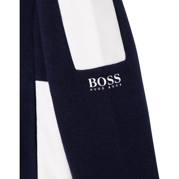 BOSS Boys Blue J25N09 Hoody main image