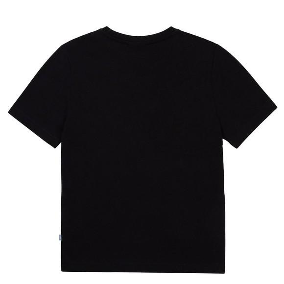 BOSS Boys Black J25L60 Pixel T Shirt main image