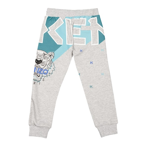 Kenzo Kids Boys Grey K24029 Jogger