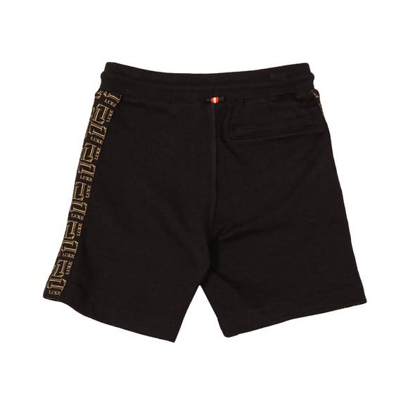 Luke 1977 Boys Black Bull Junior Short