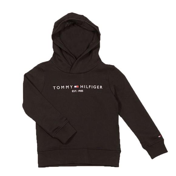 Tommy Hilfiger Kids Boys Black Essential Hoodie Set