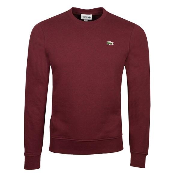 Lacoste Sport Mens Purple SH1505 Sweatshirt