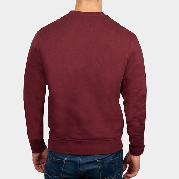 Lacoste Sport Mens Purple SH1505 Sweatshirt main image