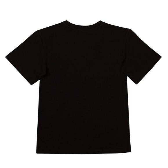 Moschino Boys Black Milano Maxi T Shirt