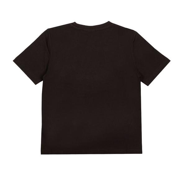 BOSS Boys Black J25L54 T Shirt