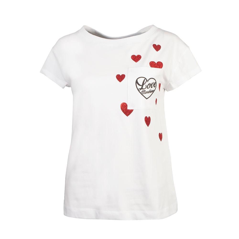 Pocket Multi Heart T-Shirt main image