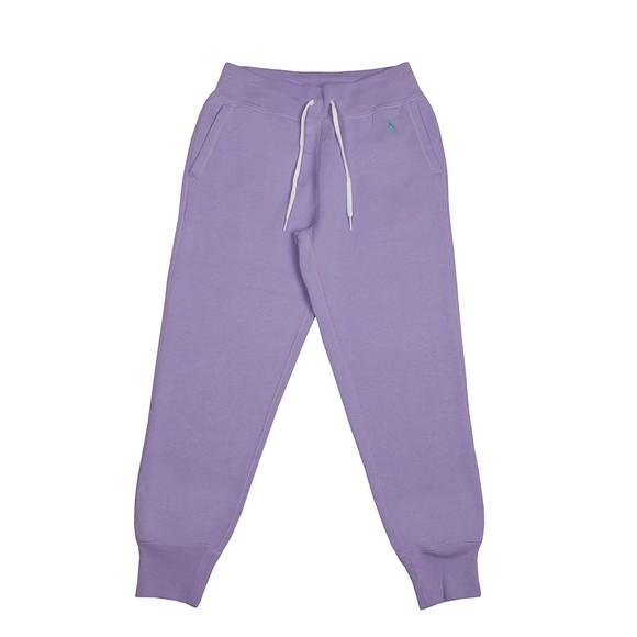 Polo Ralph Lauren Womens Purple Cuffed Jogger