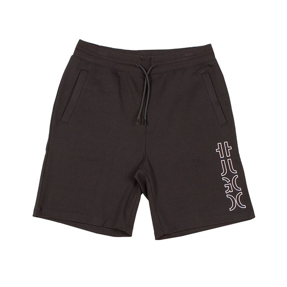 HUGO Mens Black Doolio Short