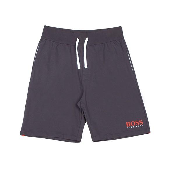 BOSS Bodywear Mens Blue Authentic Short