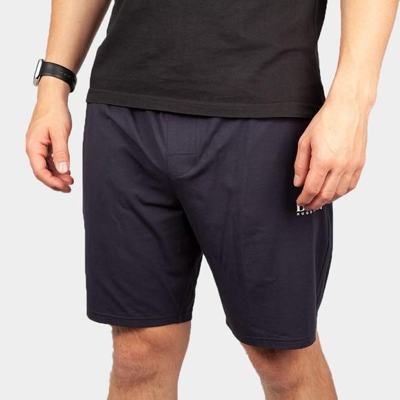 BOSS Bodywear Mens Blue Balance Short