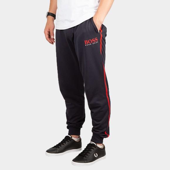 BOSS Bodywear Mens Blue Authentic Jogger