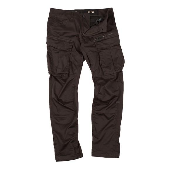 G-Star Mens Black Rovic Combat Jean