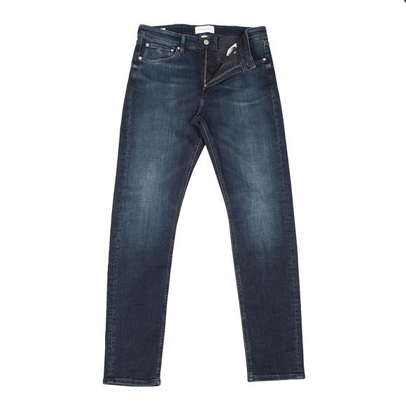 Calvin Klein Jeans Mens Blue CKJ058 Jean