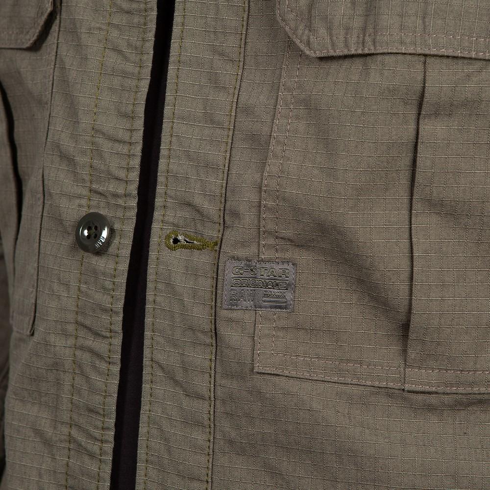 Flap Pocket Overshirt main image