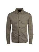Flap Pocket Overshirt