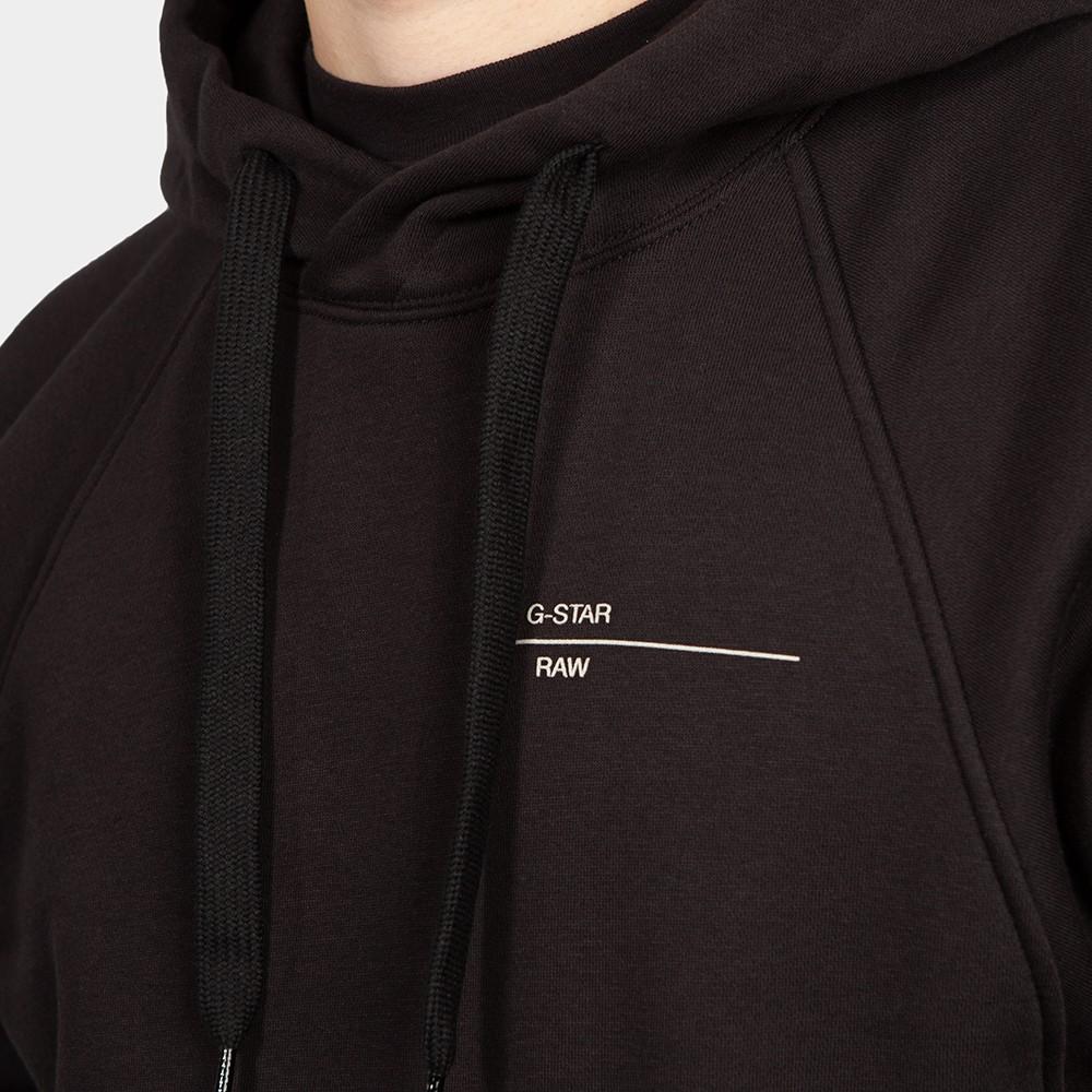 Astra Wrap Hooded Sweatshirt main image