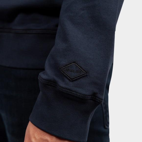 Replay Mens Blue M3538 Organic Sweatshirt main image