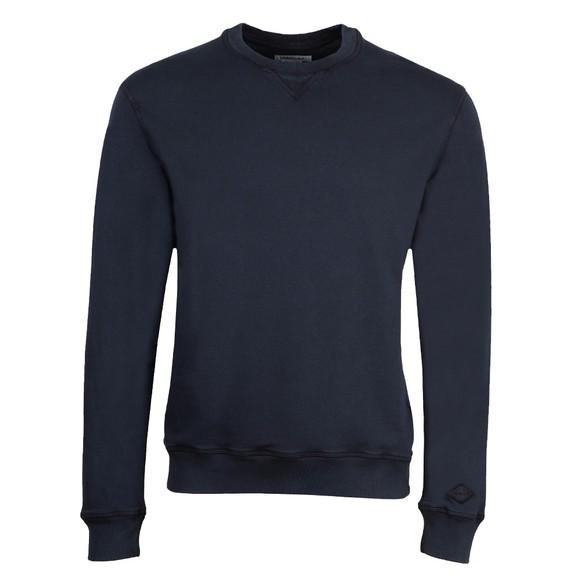 Replay Mens Blue M3538 Organic Sweatshirt