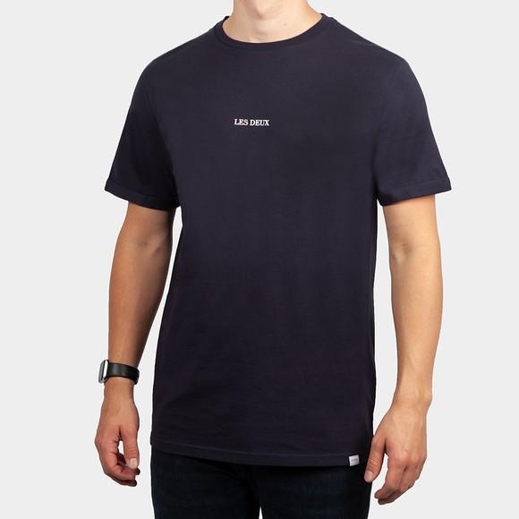 Les Deux Mens Blue Lens T-Shirt main image