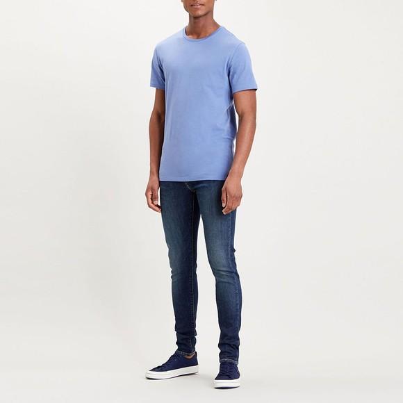 Levi's ® Mens Blue Skinny Taper Jean