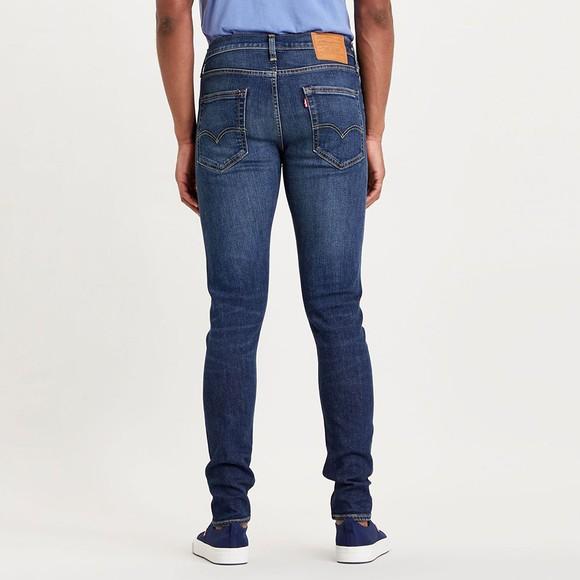 Levi's ® Mens Blue Skinny Taper Jean main image
