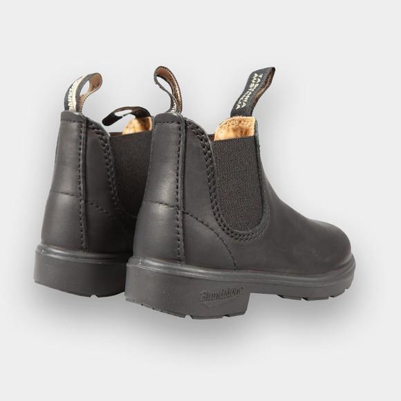 Blundstone Boys Black 531 Boot main image