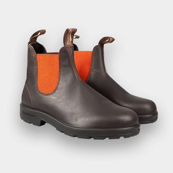 Blundstone Mens Brown 1918 Boot main image