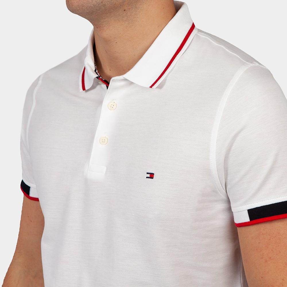 Placket Polo Shirt main image