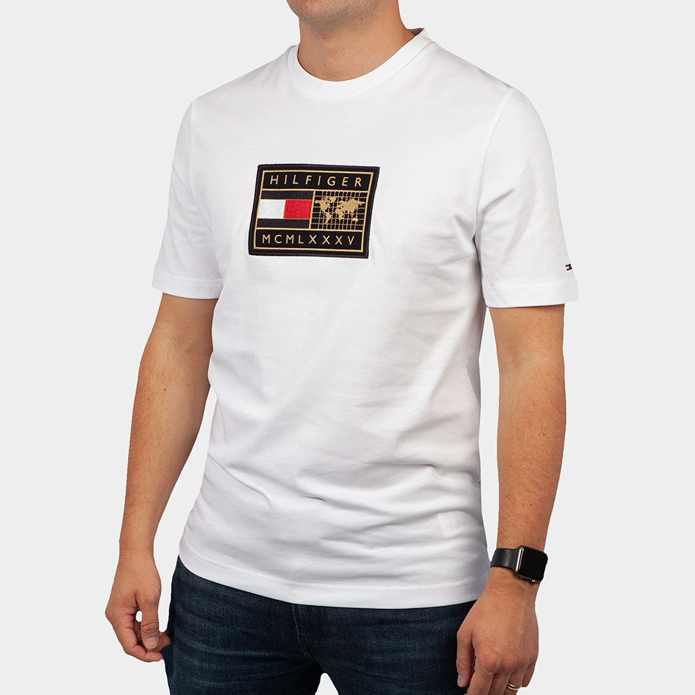 Icon Earth Badge T-Shirt main image