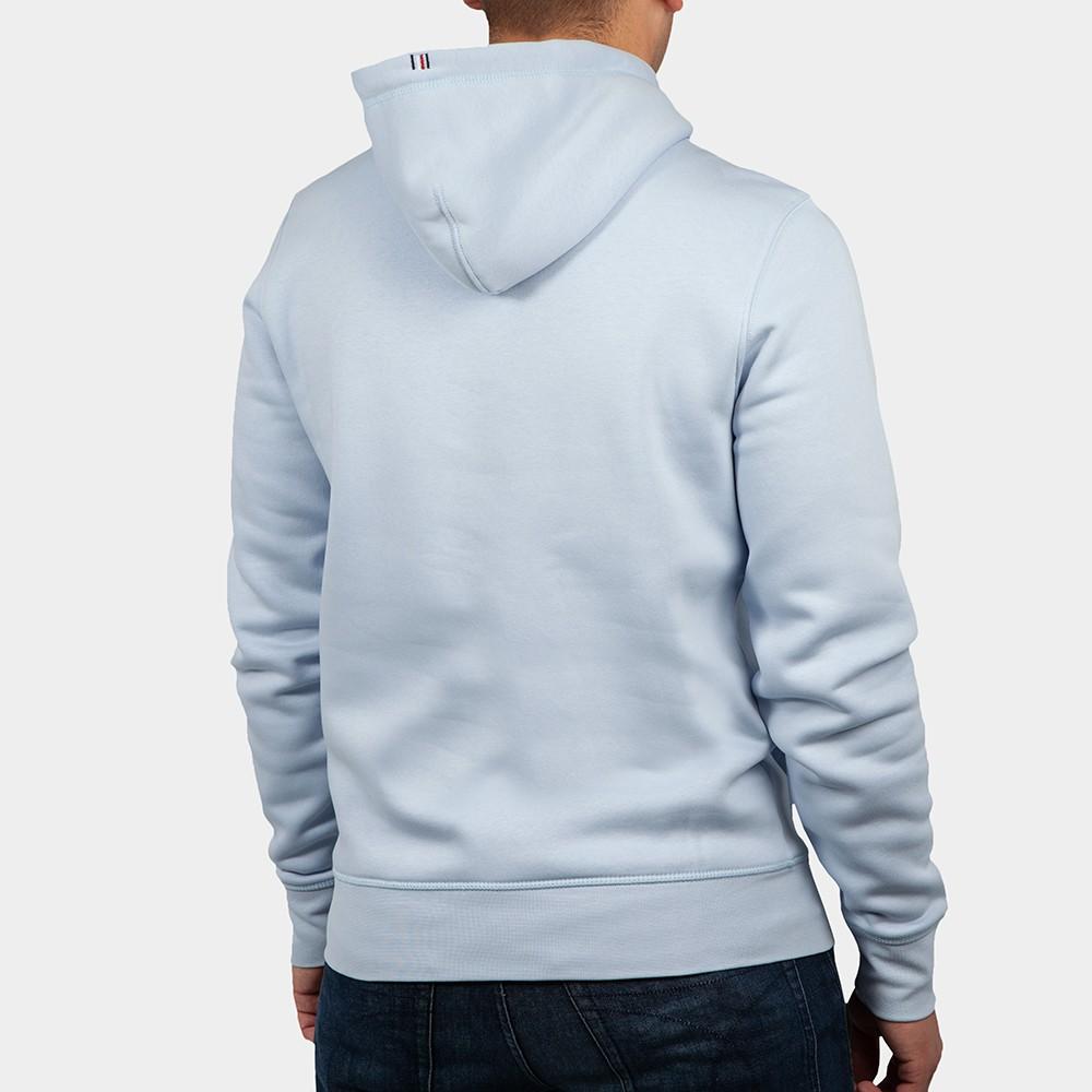 Stacked Hooded Sweatshirt main image