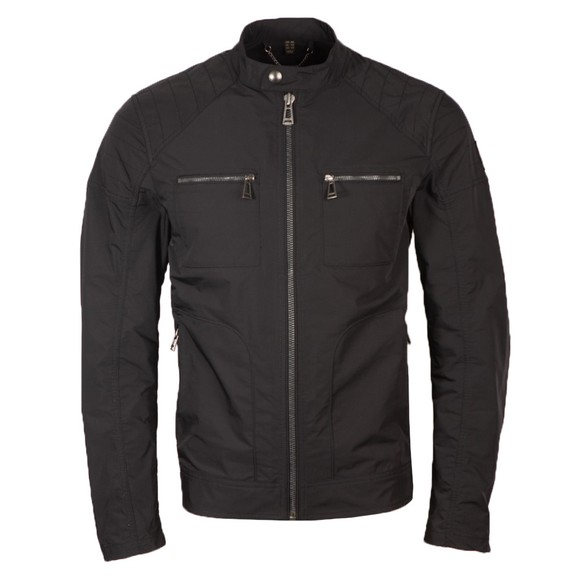 Belstaff Mens Black Weybridge Jacket