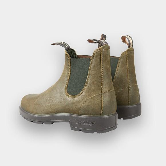 Blundstone Mens Green 1615 Boot main image